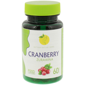 Mother Nature Herbs Cranberry