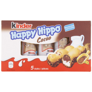 Kinder Happy Hippo Snack