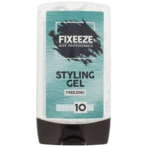 Fixeeze Styling Gel Hair Professionals