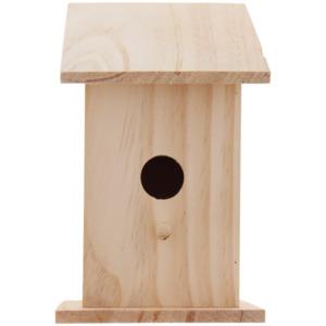 Dekoratives Vogelhäuschen