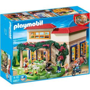 PLAYMOBIL® Family Fun - Ferientraumhaus 4857