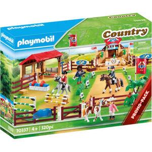 PLAYMOBIL® Country - Großer Reitturnierplatz 70337