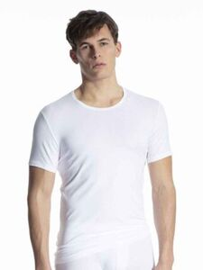 Calida Cotton Code T-Shirt, für Herren