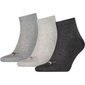Puma Socken, 3er-Pack, Uni-Design
