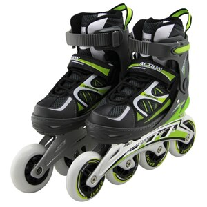 Pro Inline Skates Gr. 39-42, grün