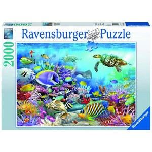 Ravensburger - Puzzle: Lebendige Unterwasserwelt, 2000 Teile