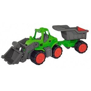 BIG - Power Worker: Traktor und Dump Trailer