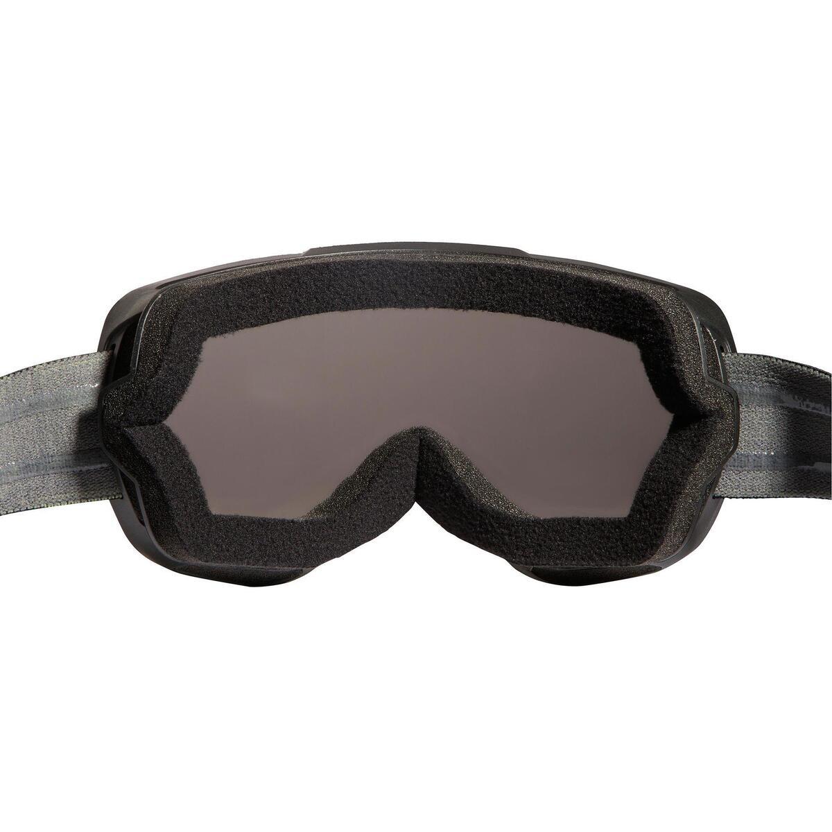Bild 5 von Ski / Snowboardbrille G 500 S3 Erwachsene/Kinder Schönwetter schwarz