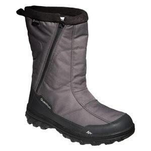 Schneestiefel Winterwandern SH100 Extra-Warm Herren khaki