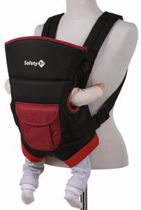 Safety 1st Bauchtrage Youmi Red Chic