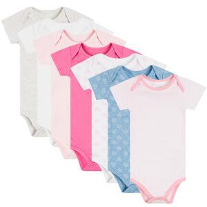Baby Body 7er Pack für Mädchen