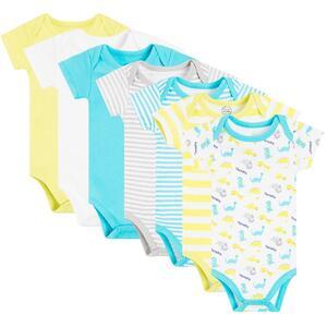 Baby Body 7er-Pack für Jungen