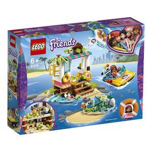 LEGO Friends 41376 Schildkrötenrettungsstation