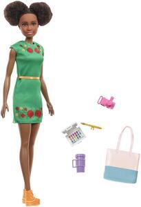 Barbie Travel Nikki Puppe