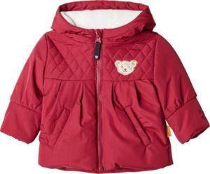 Baby Winterjacke  rot Gr. 80 Mädchen Kinder