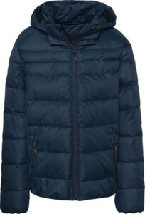 Winterjacke INDIA JR.  blau Gr. 128 Jungen Kinder