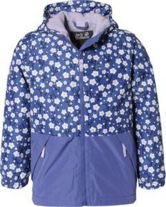 Winterjacke SNOWY DAYS PRINT JACKET KIDS blau Gr. 176 Mädchen Kinder