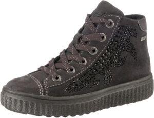 Sneakers High , TEX, gefüttert, Weite M, grau Gr. 38 Mädchen Kinder