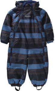 Baby Schneeanzug  blau Gr. 74 Jungen Baby