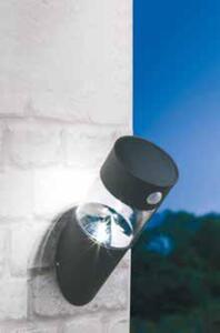 LED-Solar-Wege- oder Wandleuchte