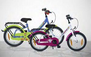 "BBF Bike 16"" Kinderfahrrad"