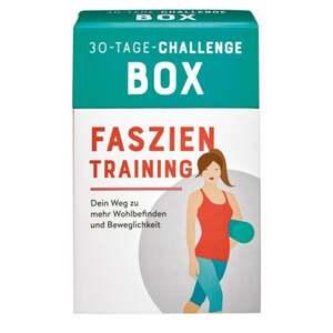 IDEENWELT 30-Tage-Challenge Box Faszientraining