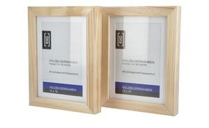 Holz-Bilderrahmen 13x18cm, 2er-Set Toscana
