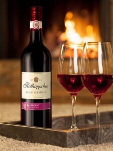 Rotkäppchen Qualitätswein Regent Lieblich