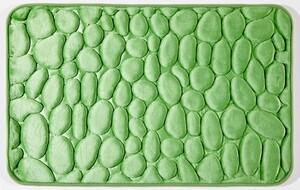 Sensino 3D Weichschaum Badematte, ca. 50 x 80 cm - Grün