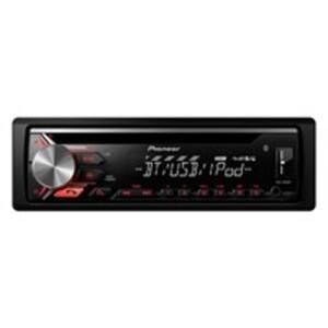 Pioneer DEH-3900BT Autoradio, CD-Tuner mit RDS, Bluetooth, USB-/AUX-Eingang, iPod/iPhone-Direktsteuerung, unterstützt Android-Smartphones