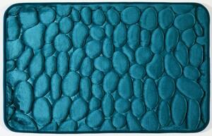 Sensino 3D Weichschaum Badematte, ca. 50 x 80 cm - Smaragd