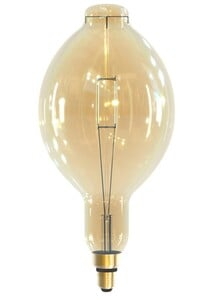 Maximus LED Maxi-Globe Leuchtmittel BT180, Filament - Gold