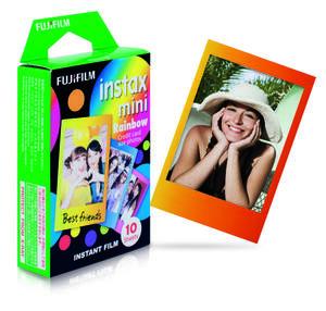 Instax mini Rainbow Film