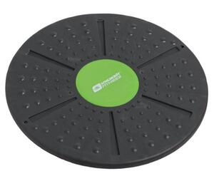 Balanceboard, anthrazit-limegreen
