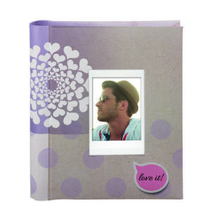 """Instax mini stylish Fotoalbum """"Dots"""