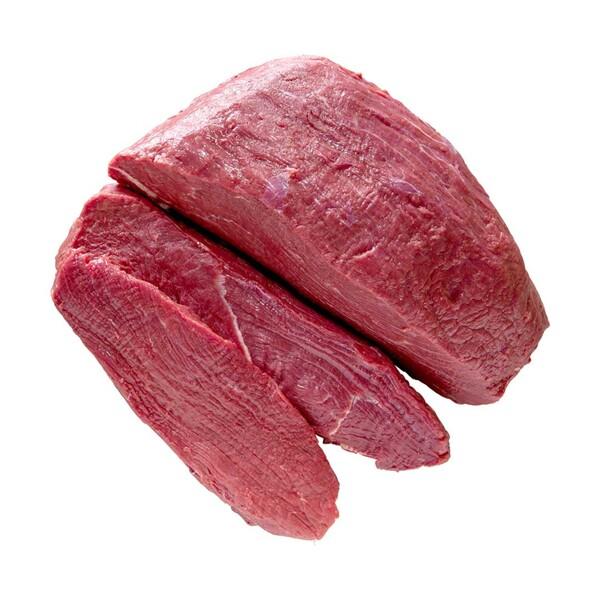 Frische Irische Rinderhüftsteaks oder Hüftbraten je 100 g