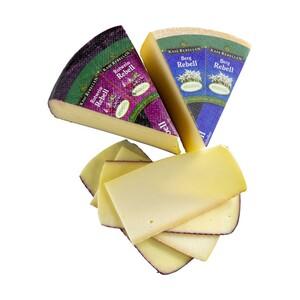 KäseRebellen Berg- oder RotweinRebell Österreichischer Schnittkäse, 50/48 % Fett i. Tr., je 100 g