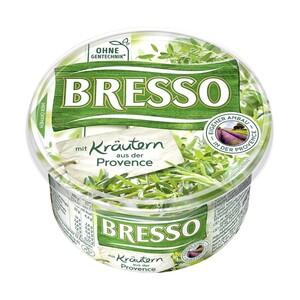 Bresso Frischkäse 60 % Fett i. Tr./18 % Fett absolut, versch. Sorten,  jede 120/150-g-Packung