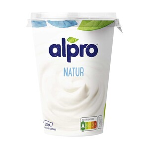 alpro Soya Vegane Alternative versch. Sorten, jeder 400/500-g-Becher