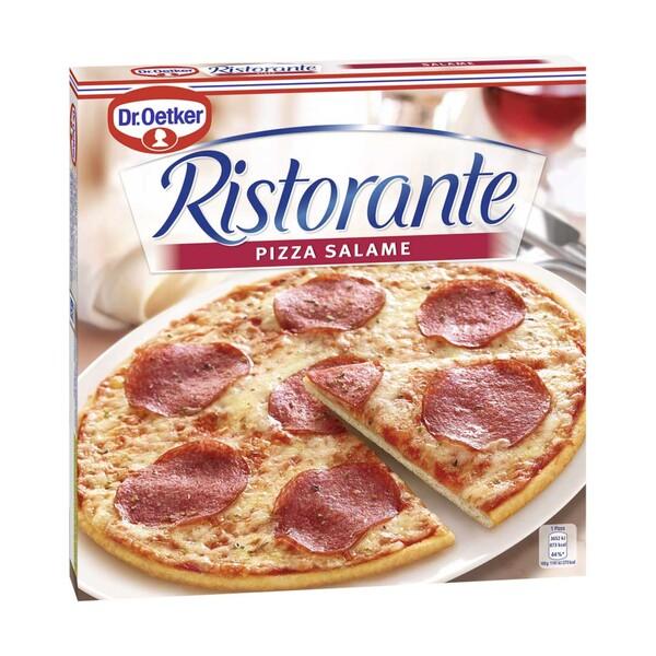 Dr. Oetker Pizza Ristorante, Piccola  oder Bistro Flammkuchen gefroren, jede 320/265-g-Packung und weitere Sorten