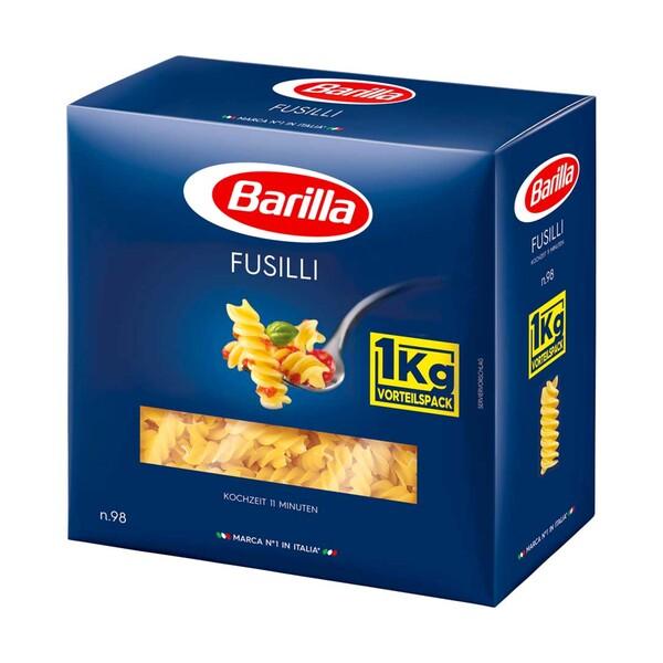 Barilla italienische Pasta aus 100% Hartweizen versch. Sorten, jede 1000-g-Packung