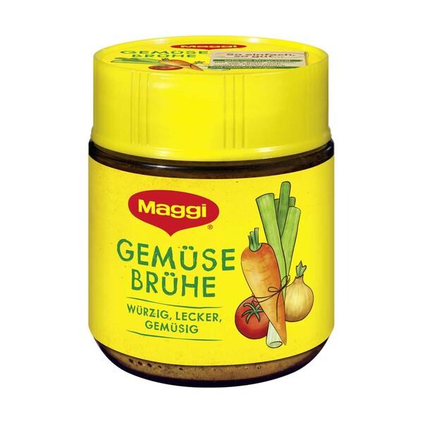 Maggi Instant Brühen für 4 bis 7 Liter, versch. Sorten,  jedes Glas