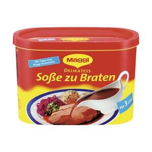 Maggi Delikatess-Soßen oder Rahmsoßen für 1,5 bis 3 Liter, jede Dose
