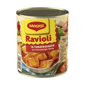 Maggi Ravioli versch. Sorten,  jede 800-g-Dose
