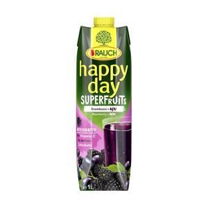 Rauch Happy Day Säfte, Nektare oder Superfruits versch. Sorten, jede 1-Liter-Packung