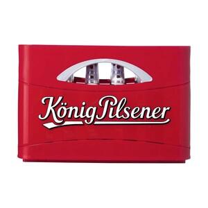 König Pilsener 20 x 0,5/24 x 0,33 Liter, jeder Kasten