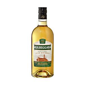 Kilbeggan Irish Whiskey 40 % Vol.,  jede 0,7-l-Flasche