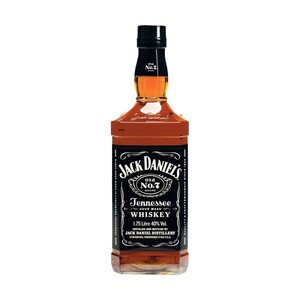 Jack Daniels Whiskey Old No. 7 40% Vol., jede 1,75-l-Flasche