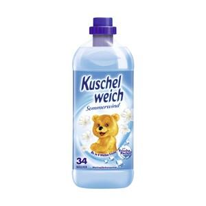 Kuschelweich Weichspüler 34 Waschladungen, versch. Sorten, jede Flasche