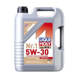 20 % auf alle Liqui Moly Motorenöle z. B. Longlife III 5W-30 5 Liter